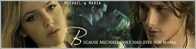 Roswell wallpaper called michael and maria