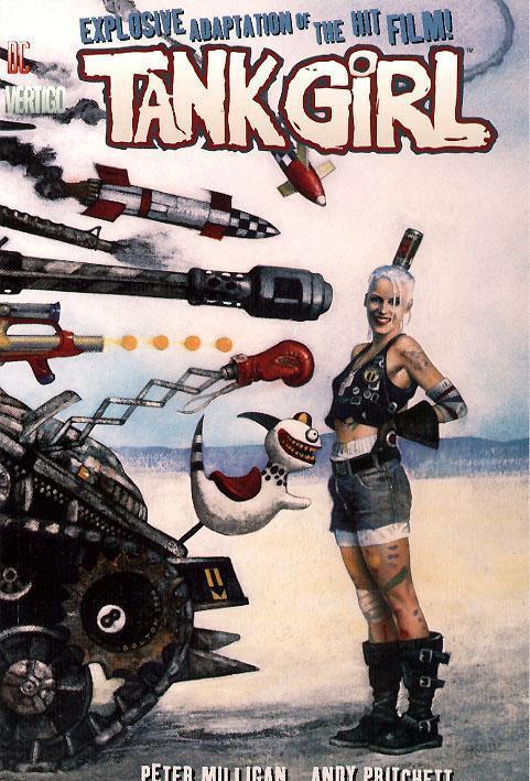 Graphic novel movie life