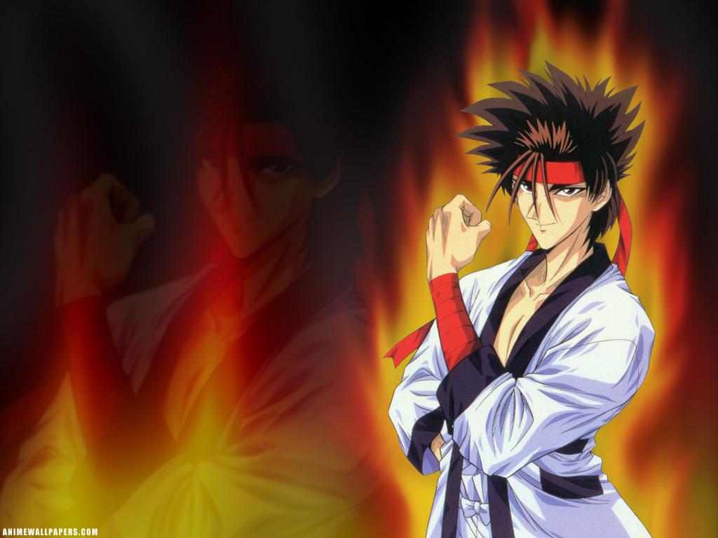 sanosuke sagara from rurouni kenshin he is kenshins best