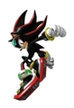 shadow and sonic - sonic-and-the-hedgehog-brothers photo