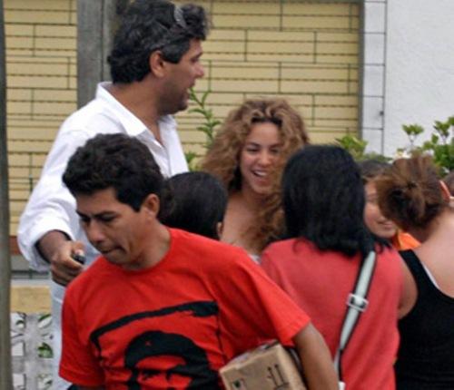 Shakira da fan rafito