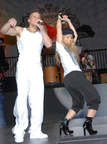shakira dancing bunda