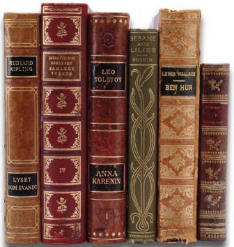 shelf of Книги