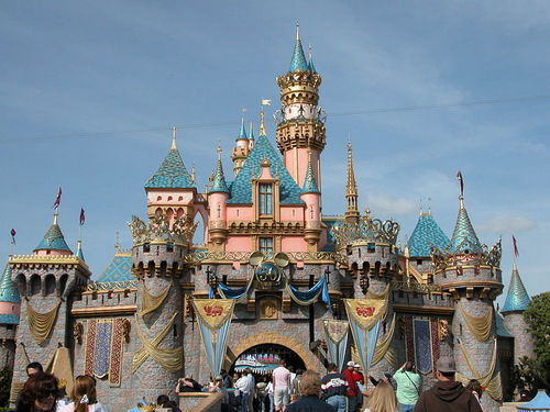sleeping beautys castle