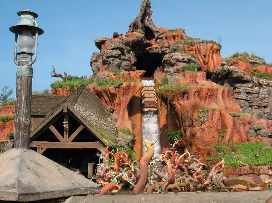 Disneyland Resort images splash mountain wallpaper and ...