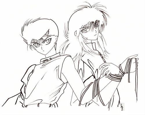 yusuke kurama