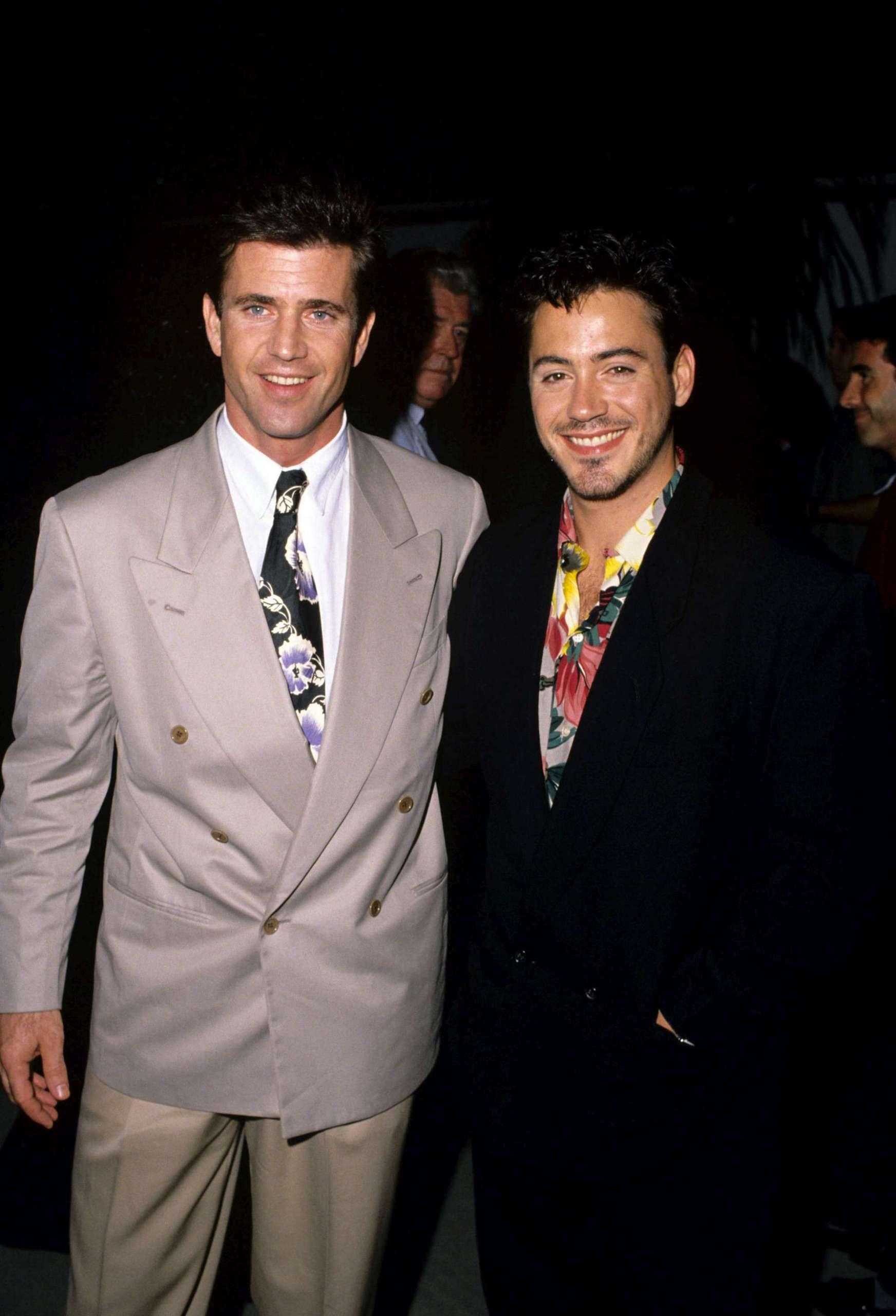 """Air America"" Los Angeles Premiere - 9th August 1990"