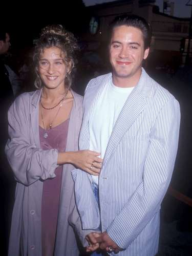"""Batman"" Los Angeles Premiere - 19th June 1989 - robert-downey-jr Photo"
