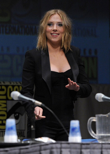 """""""Captain America: The First Avenger"""" - 2010 Comic-Con (July 24)"""