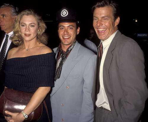 """""""Honeymoon In Vegas"""" - Benefit Premiere for Coalition Clean Air - 25th August 1992"""