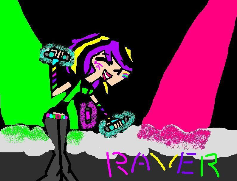 ----LIANA PRETTY RAVE GIRL-------