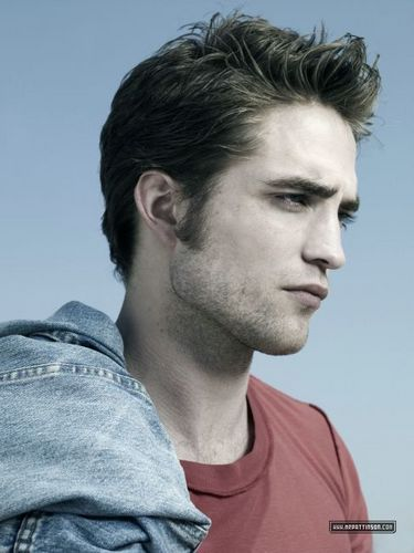 Robert Pattinson photoshoots in 2009 >[Another Man]