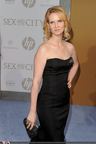 """Sex And The City 2"" New York Premiere - 5/24/10"
