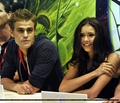 &quot;The Vampire Diaries&quot; Autograph Signing at San Diego Comic Con 2010 - the-vampire-diaries photo