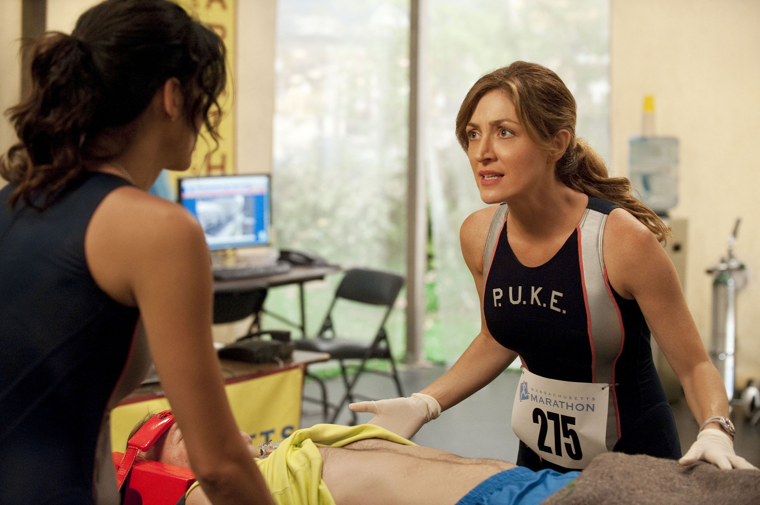 1.07 Born to Run - Maura Isles stills