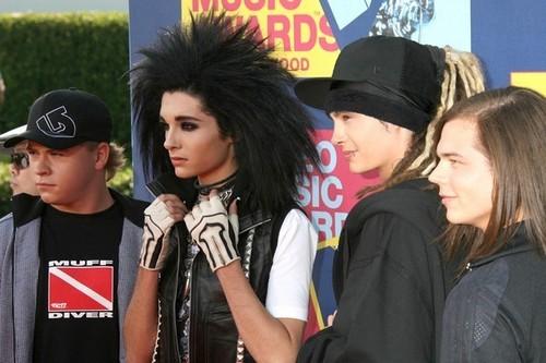 2008 MTV Video Musik Awards Arrivals