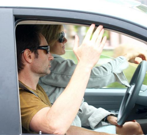 26.07 - David and tee driving