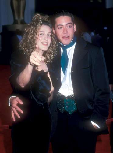 Robert Downey Jr. achtergrond called 61st Annual Academy Awards - 29th March 1989