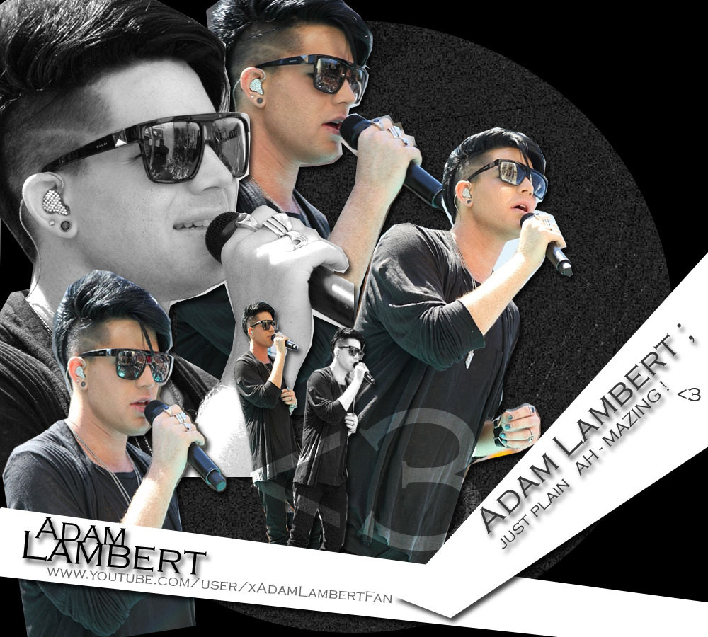 Adam Lambert Background/Wallpaper - adam-lambert Fan Art