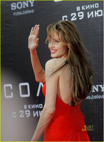 Angelina @ Salt Russia Premiere