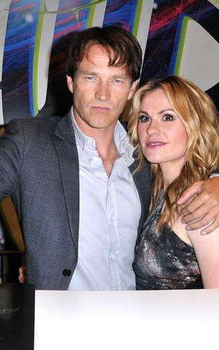 Anna & Stephen @ Comic-Con 2010