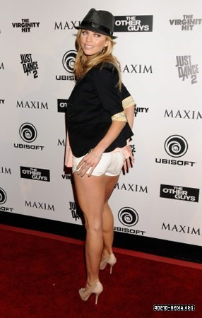 AnnaLynne - Maxim Celebrates The Other Guys at Comic Con Presented Von Ubisoft