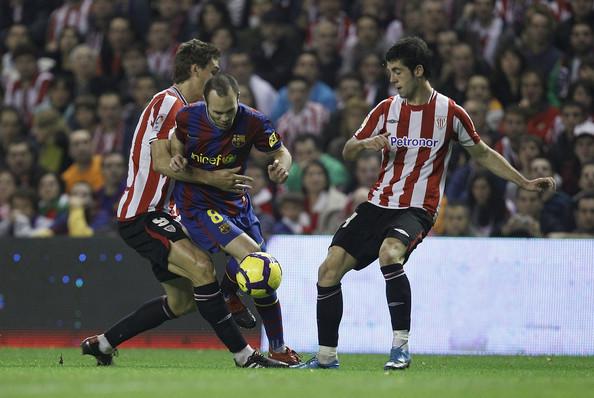 Athletic de Blibao vs FC Barcelona (la liga)