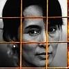 Human Rights تصویر entitled Aung San Suu Kyi شبیہیں