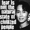 Human Rights تصویر called Aung San Suu Kyi شبیہیں