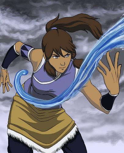 Avatar - La leggenda di Aang wallpaper titled Avatar Korra