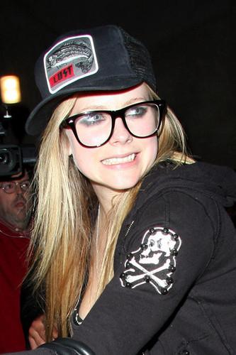 Avril Lavigne at Las Palmas