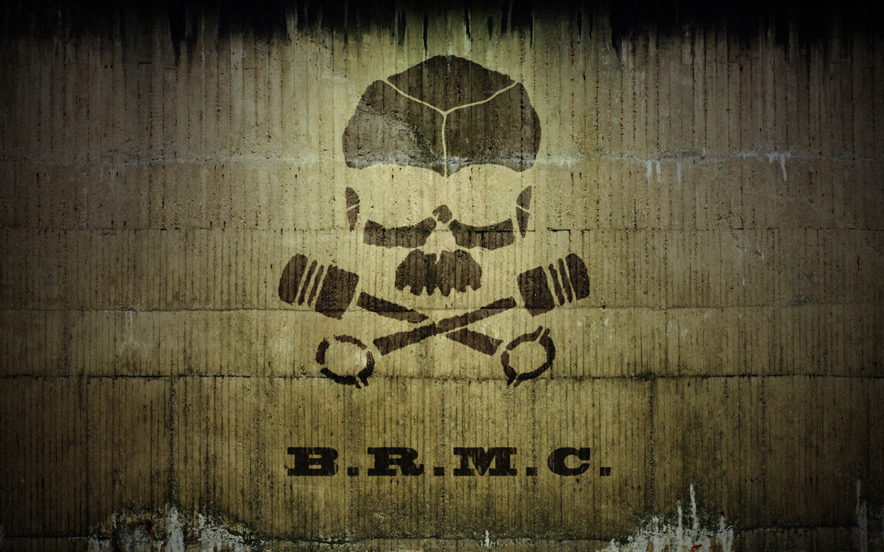 Brmc Black Rebel Motorcycle Club Wallpaper 14157503 Fanpop
