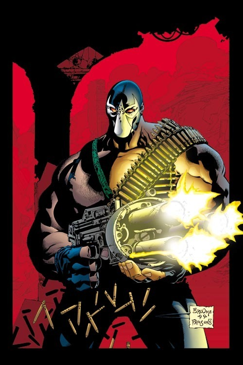Bane Dc Comics Photo 14197040 Fanpop