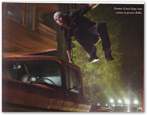 Behind the Scenes of 'Twilight'