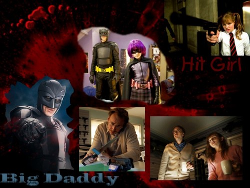 Big Daddy & Hit Girl