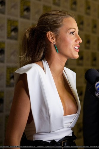 "Blake @ ""Green Lantern"" Panel - Comic-Con 2010"
