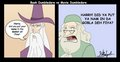 Book Dumbledore vs. Movie Dumbledore