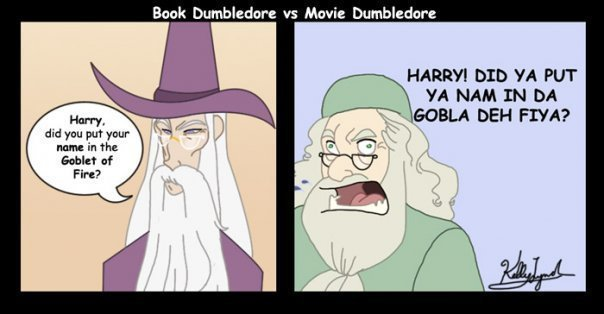 the top ten things the harry potter movies left out movies