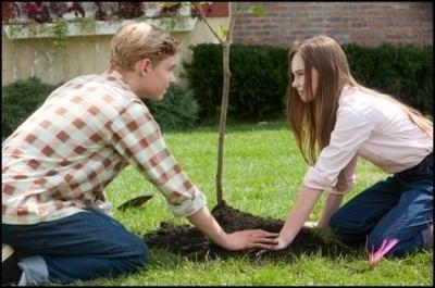 Bryce helps Juli