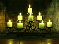 Candles Aglow