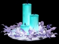Candles Aglow - candles wallpaper