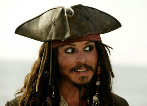 Captain Jack Sparrow wallpaper titled Captain Jack