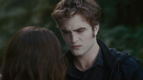 "Capturas Clip ""Edward deja a Bella con Jacob"""
