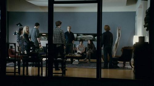 """Capturas Clip """"Reunión en casa Cullen"""""""