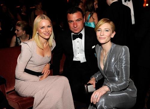 Cate @ 64th Annual Tony Awards - Green Room