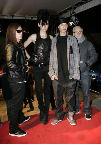 Berühmtheiten Attending MTV European Musik Awards Afterparty At Hangar 2