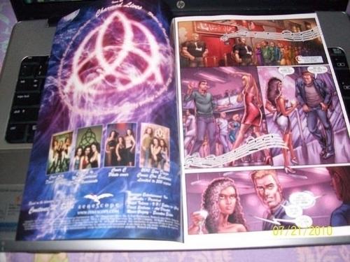 Charmed comics !