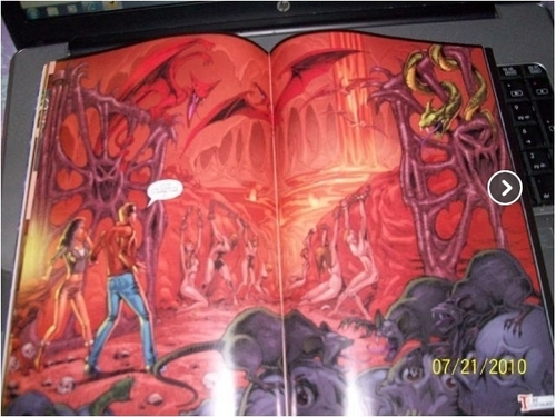 jovens bruxas comics !