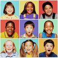 Children in Different Expressions