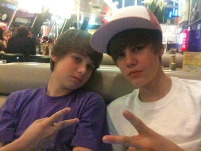 Christian and Justin!